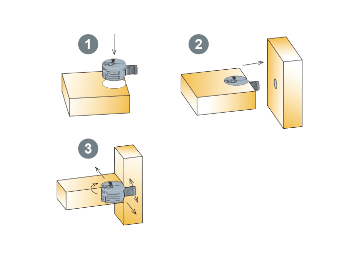 System4 Easy assembly
