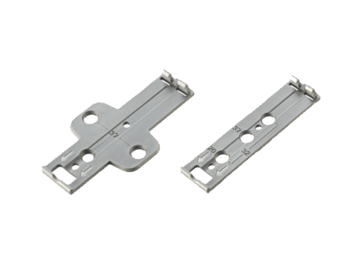 Push Latch Linear and Cross Mounting Plate